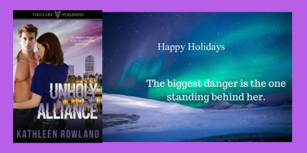 Unholy Alliance by Kathleen Rowland