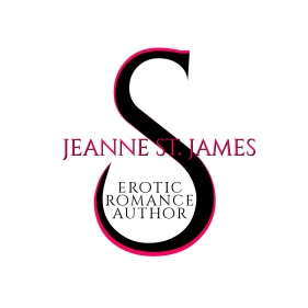 Erotic romance author Jeanne St. James