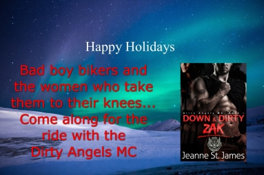 Down & Dirty: Zak by Jeanne St. James