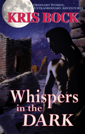 Whispers in the Dark by author Kris Bock