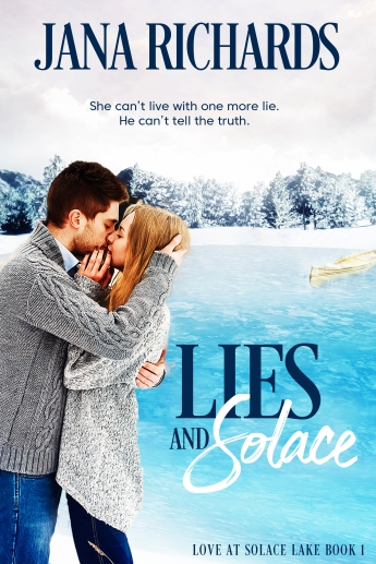 Lies and Solace - Jana Richards