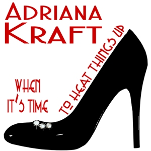 author Adrianna Kraft